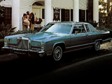 Pictures of Lincoln Continental Town Coupe 1979