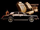 Pictures of Lincoln Continental 1982–83