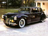 Lincoln Zephyr Continental Coupe 1940 wallpapers