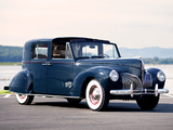 Lincoln Continental Town Car by Brunn 1941 wallpapers