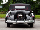 Wallpapers of Lincoln Continental Cabriolet 1947–48