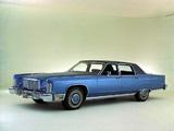 Lincoln Continental Sedan 1975 wallpapers