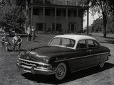 Images of Lincoln Cosmopolitan Sport Sedan (H-74) 1951