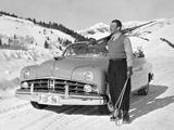 Lincoln Cosmopolitan Convertible 1949 photos