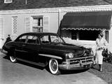 Lincoln Cosmopolitan Club Coupe (H-72) 1950 photos