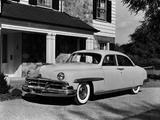 Lincoln Cosmopolitan Sport Sedan 1950 photos