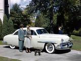 Lincoln Cosmopolitan Sport Sedan 1950 wallpapers