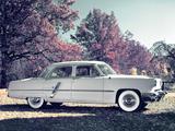 Lincoln Cosmopolitan 4-door Sedan 1953 pictures
