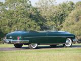 Photos of Lincoln Cosmopolitan Convertible 1951