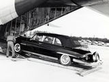 Pictures of Lincoln Cosmopolitan Presidential Limousine 1950