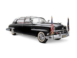 Lincoln Cosmopolitan Presidential Limousine 1950 wallpapers