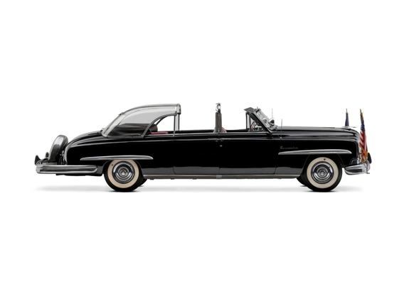 Lincoln Cosmopolitan Presidential Limousine 1950 Wallpapers
