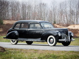 Lincoln Custom Limousine 1941 wallpapers
