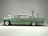 Pictures of Lincoln Landau 4-door Hardtop (57A) 1960