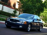 Images of Lincoln LS 1999–2002
