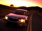 Lincoln LS 1999–2002 photos