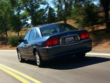 Lincoln LS 1999–2002 photos