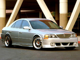Lincoln LS Concept 1999 pictures
