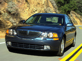 Lincoln LS 1999–2002 wallpapers