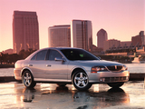 Photos of Lincoln LS 1999–2002