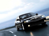 Photos of Lincoln LS 2002–06
