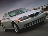 Pictures of Lincoln LS 2002–06