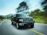 Lincoln Mark LT MX-spec 2009 wallpapers