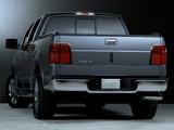 Photos of Lincoln Mark LT Concept 2004