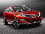 Lincoln MKC Black Label Concept 2013 pictures