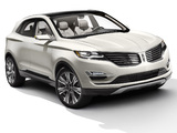 Photos of Lincoln MKC Concept 2013
