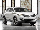 Photos of Lincoln MKC 2014