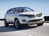 Pictures of Lincoln MKC Concept 2013