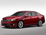 Images of Lincoln MKS EcoBoost 2009