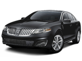 Lincoln MKS 2008–12 pictures