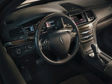 Lincoln MKS 2012 images