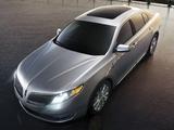 Lincoln MKS 2012 photos