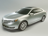 Lincoln MKS 2012 wallpapers