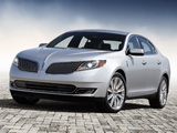 Pictures of Lincoln MKS 2012