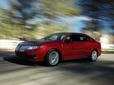 Lincoln MKS 2008–12 wallpapers