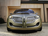 Lincoln MKT Concept 2008 pictures