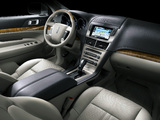 Lincoln MKT 2009–12 wallpapers