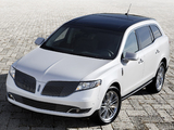 Photos of Lincoln MKT 2012