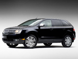 Images of Lincoln MKX 2006–10