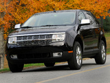 Lincoln MKX 2006–10 photos