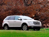 Lincoln MKX 2006–10 pictures