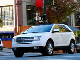 Lincoln MKX 2006–10 wallpapers
