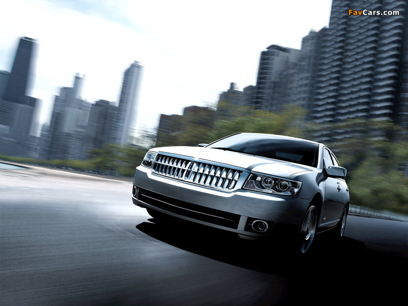 Images of Lincoln MKZ 2006–09 (800 x 600)