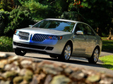 Images of Lincoln MKZ Hybrid 2010