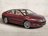 Images of Lincoln MKZ Concept 2012