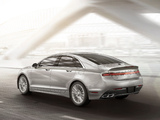 Images of Lincoln MKZ Hybrid 2012